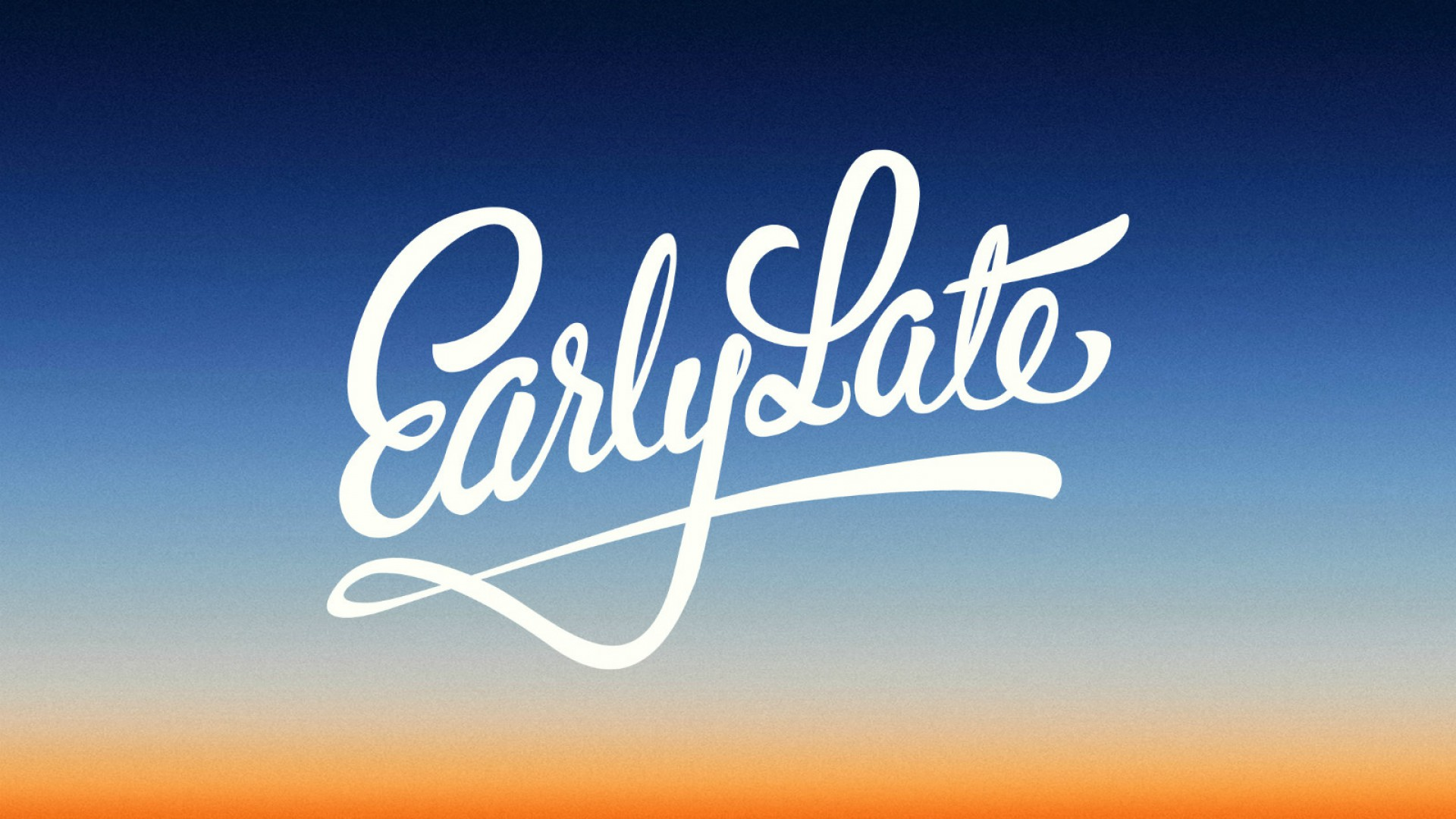 Mr. Leenknecht's selected logo's - EarlyLate sunset miami vice
